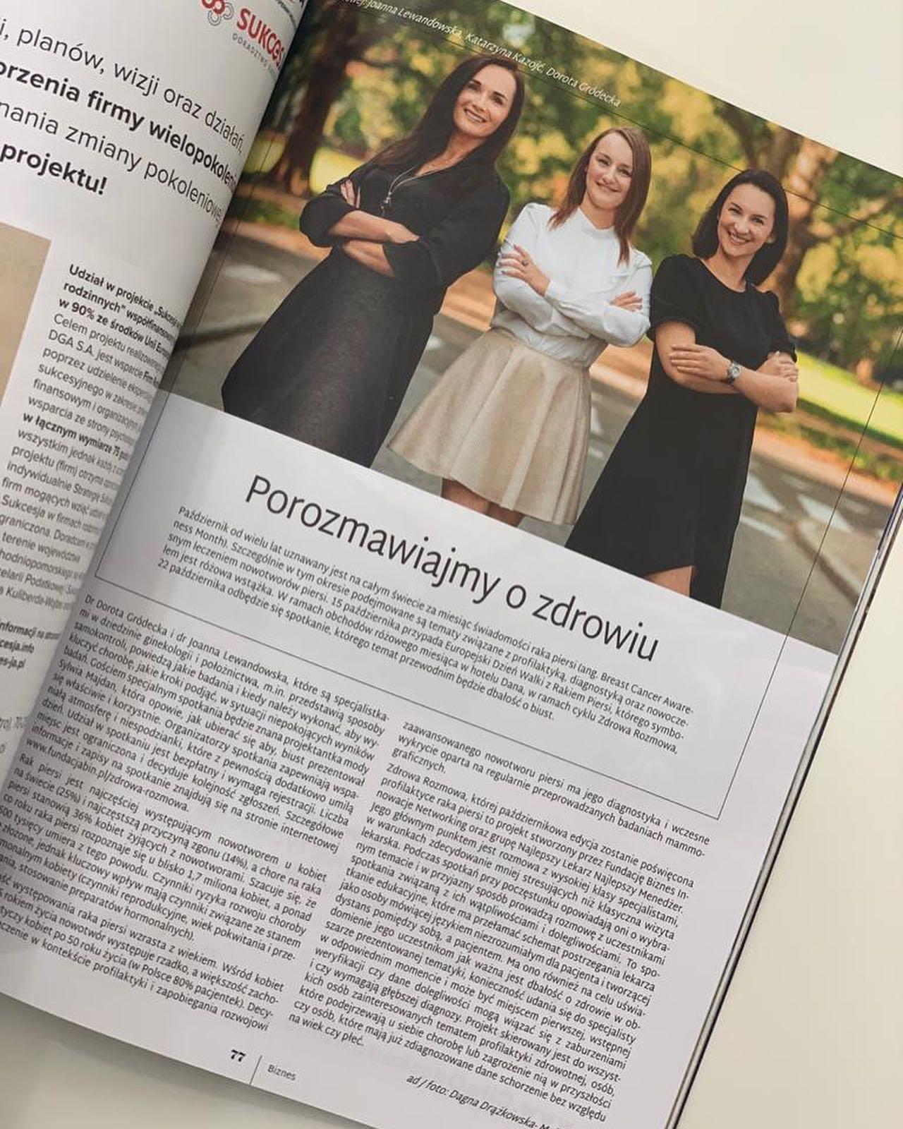 Magazyn Prestiż – październik 2020